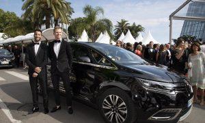 It's Monaco via Cannes for Renault's glamour boys