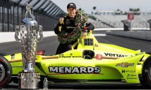 IndyCar reveals Pagenaud's lofty Indy 500 payday