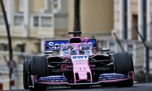 Racing Point woes in Monaco linked to tyres, but a fix is in
