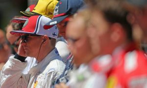 Raikkonen admits season isn't unfolding 'according to plan'