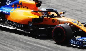 McLaren's Sainz says Safety Car saved his day in Spain