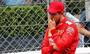 Vettel says Ferrari is still looking for the 'grip guy'