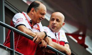 Ferrari 'evaluating' bringing back Resta from Alfa Romeo