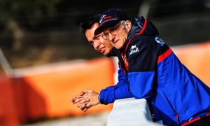 Tost impressed by Albon 'even before start of 2019'