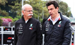 Wolff seen as potential candidate for F1 CEO role
