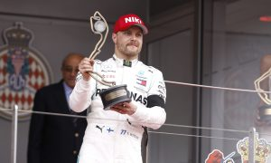 'Gutted' Bottas will emerge stronger from Monaco defeat - Wolff