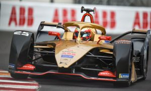 Vergne masters Monaco EPrix with lights-to-flag win