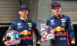 Ricciardo surprised by size of Gasly deficit to Verstappen