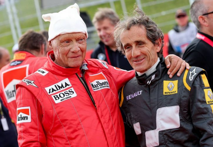 Niki Lauda tribute: Mercedes to feature red star on F1 cars