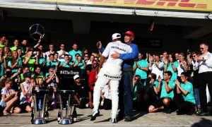 Mercedes team members share their favorite Lauda stories