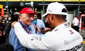 Brawn: Lauda convinced Mercedes to pay big bucks for Hamilton