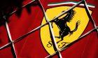 Ferrari logo. 08.06.2018.