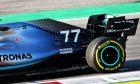 Valtteri Bottas (FIN) Mercedes AMG F1 W10 - engine cover.