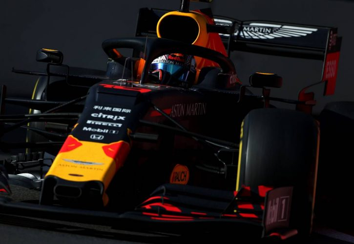 Pierre Gasly (FRA), Red Bull Racing 28.04.2019