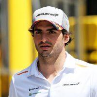 Carlos Sainz McLaren F1 Team