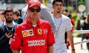 Vettel still committed to Ferrari - dismisses retirement rumors