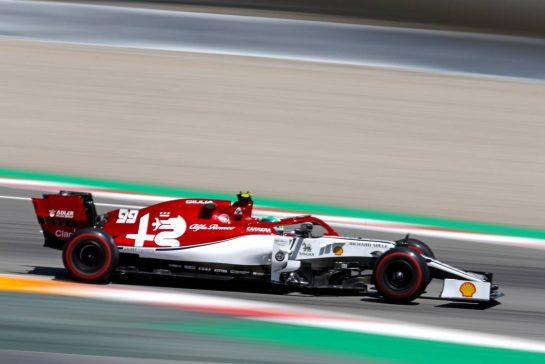 Antonio Giovinazzi (ITA), Alfa Romeo Racing 10.05.2019. Formula 1 World Championship, Rd 5, Spanish Grand Prix, Barcelona, Spain, Practice Day.- www.xpbimages.com, EMail: requests@xpbimages.com - copy of publication required for printed pictures. Every used picture is fee-liable. © Copyright: Charniaux / XPB Images