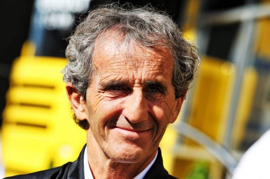 Alain Prost (FRA) Renault F1 Team Special Advisor. 10.05.2019. Formula 1 World Championship, Rd 5, Spanish Grand Prix, Barcelona, Spain, Practice Day. - www.xpbimages.com, EMail: requests@xpbimages.com - copy of publication required for printed pictures. Every used picture is fee-liable. © Copyright: Moy / XPB Images