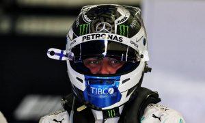 Bottas edges Hamilton to keep Mercedes ahead in FP2