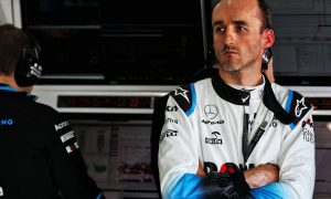 Kubica adds to sponsor's comments on future with Williams