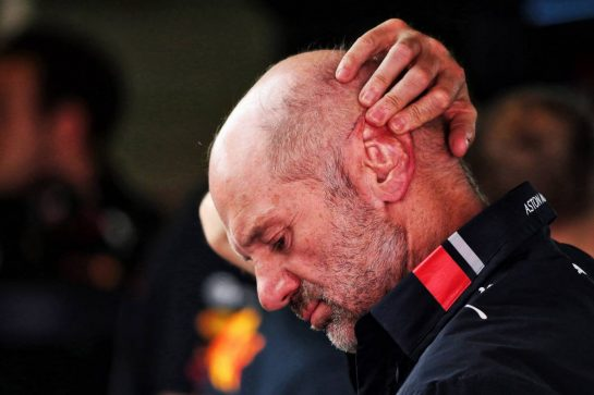 Adrian Newey (GBR) Red Bull Racing Chief Technical Officer. 10.05.2019. Formula 1 World Championship, Rd 5, Spanish Grand Prix, Barcelona, Spain, Practice Day. - www.xpbimages.com, EMail: requests@xpbimages.com - copy of publication required for printed pictures. Every used picture is fee-liable. © Copyright: Photo4 / XPB Images