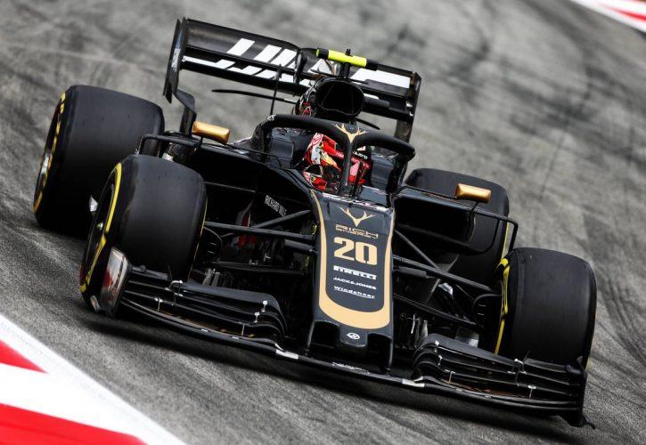 Haas F1 Team News Info History F1i Com