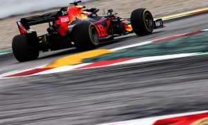 Verstappen 'not satisfied' with fourth on the grid in Spain