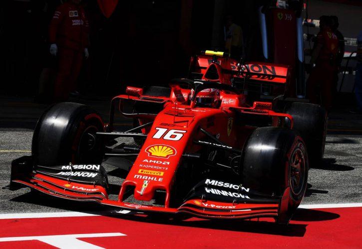 Charles Leclerc (MON) Ferrari SF90. 11.05.2019