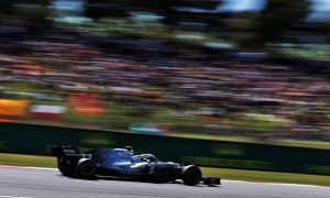 Runaway pole in Spain 'an adrenaline rush' for Bottas