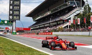 Final sector 'weakness' leaves Vettel frustrated in Spain