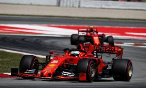 Vettel and Leclerc play down Ferrari 'miscues' in Spain
