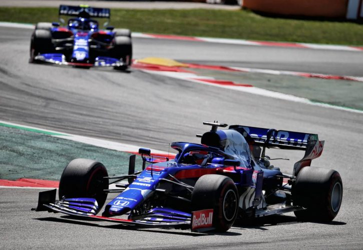 Toro Rosso F1 Team STR14
