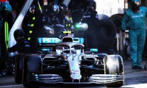 Mercedes have 'taken measures' to help Bottas avoid bad starts