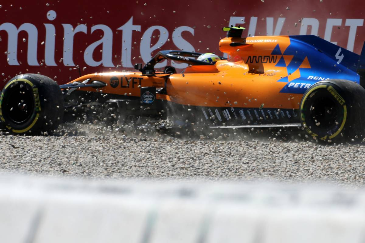 Lando Norris (GBR), McLaren F1 Team