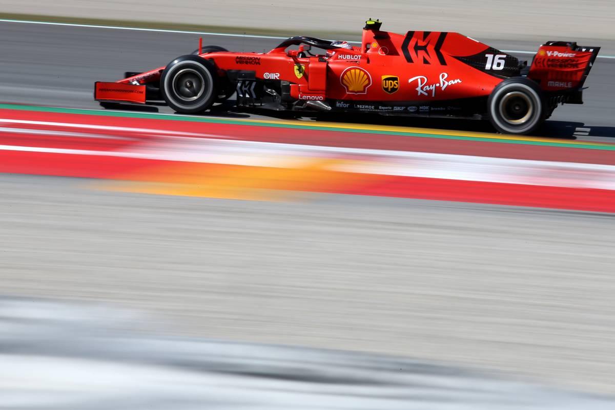 Charles Leclerc (FRA), Scuderia Ferrari