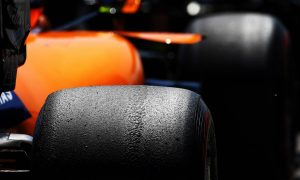 McLaren's Stella says teams overplaying role of tyres