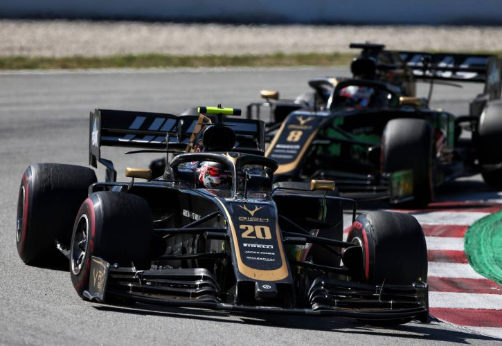 Haas: Three drivers in the running to partner Magnussen