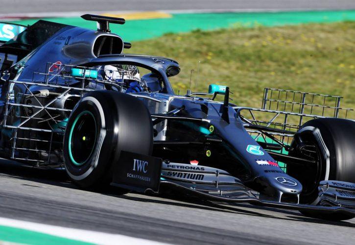 Mercedes F1 W10