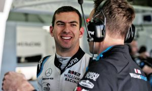 Latifi raring to hit the track with Williams in Montreal