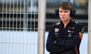Ticktum dropped from Red Bull junior programme