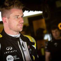 Nico Hulkenberg Renault F1 Team