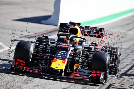 Dan Ticktum (GBR) Red Bull Racing RB15 Test Driver. 15.05.2019. Formula One In Season Testing, Day Two, Barcelona, Spain. Wednesday. - www.xpbimages.com, EMail: requests@xpbimages.com - copy of publication required for printed pictures. Every used picture is fee-liable. © Copyright: Batchelor / XPB Images