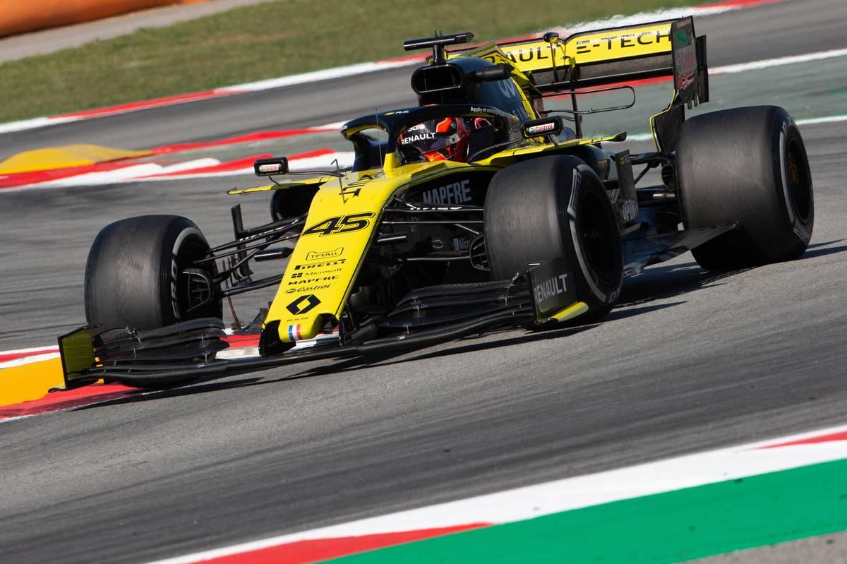 Renault F1 Team News Info History F1i Com