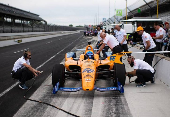 2020 Indy 500 Entry List.Mclaren Mulls Preparation Races Before 2020 Indy 500 Bid