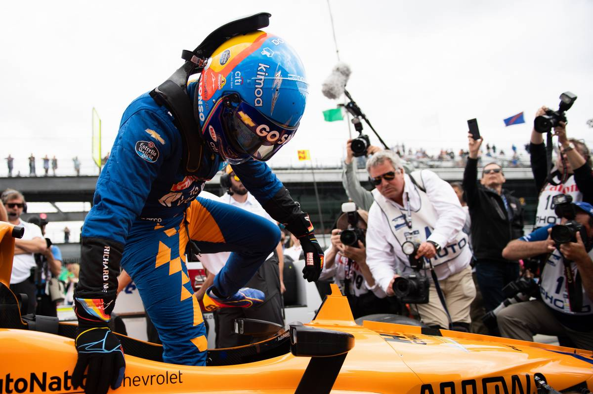 Fernando Alonso, McLaren Racing