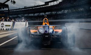 McLaren and Arrow SPM partner for full-time IndyCar programme!