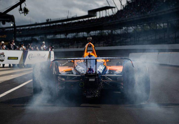 McLaren to return to IndyCar in new partnership!