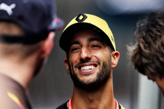 Daniel Ricciardo (AUS) Renault F1 Team. 22.05.2019. Formula 1 World Championship, Rd 6, Monaco Grand Prix, Monte Carlo, Monaco, Preparation Day. - www.xpbimages.com, EMail: requests@xpbimages.com - copy of publication required for printed pictures. Every used picture is fee-liable. © Copyright: Photo4 / XPB Images