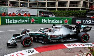 2019 Monaco Grand Prix Free Practice 2 - Results