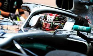 Hamilton and Bottas stay strong in Monaco second practice